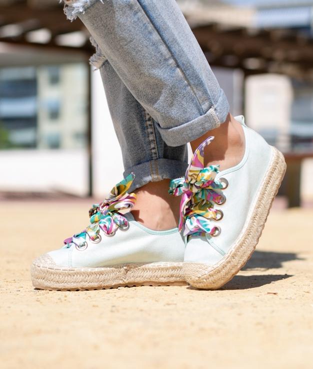 Sneakers Sinka - Bleu