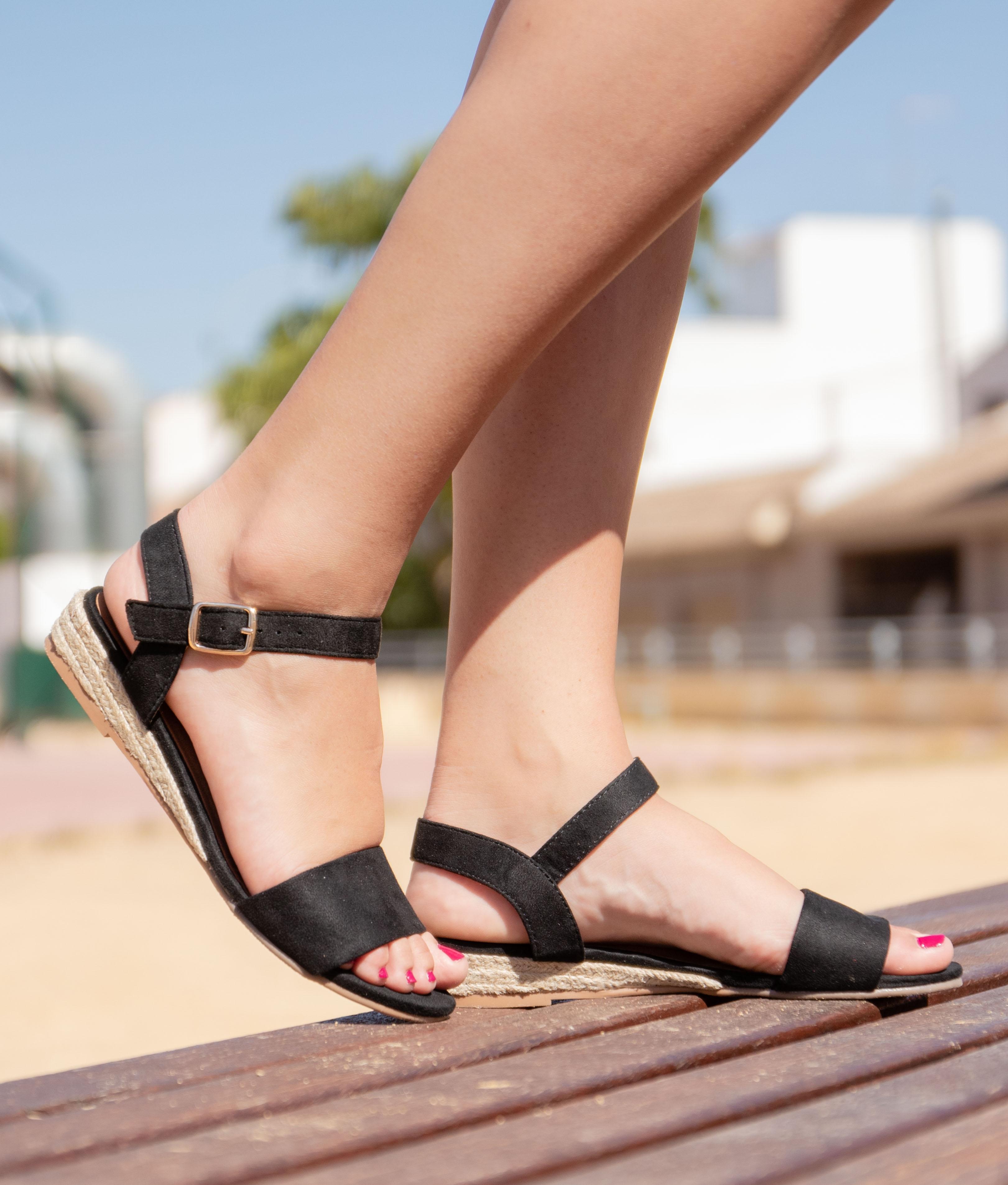Sandalo Greta - Rosa