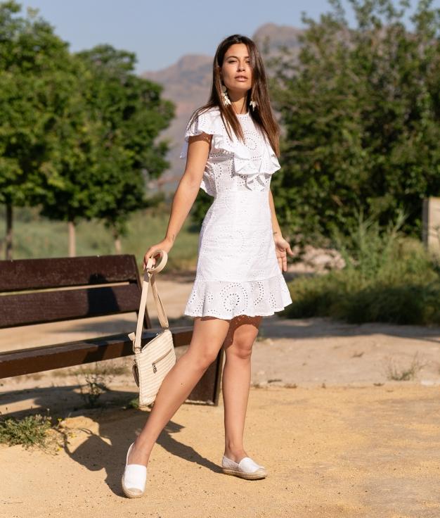Vestido Lisoa - Blanco