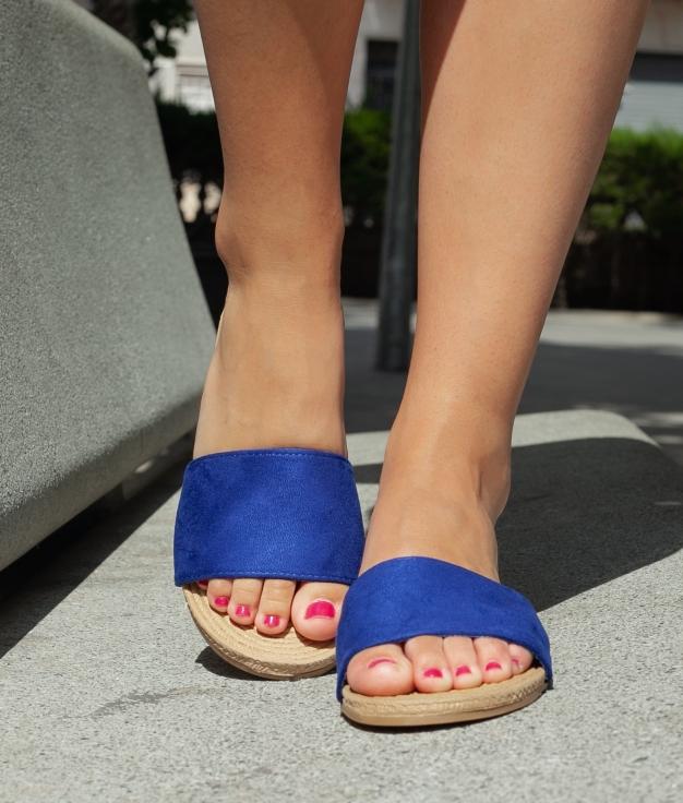 Sandale Tizon - Bleu