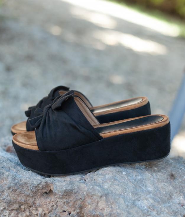 Sandalo Akiles - Nero