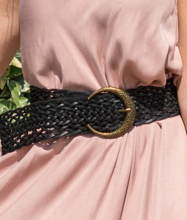 Cinturón Lebuc - Negro