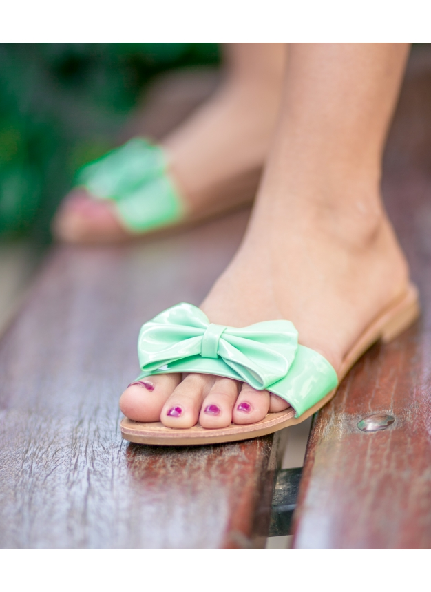 Sandalia Valentina - Verde