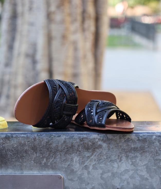 Sandal Gain - Black