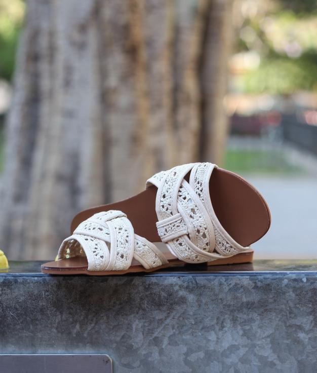 Sandalo Gain - Beige
