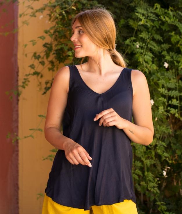 Shirt Xerones - Navy Blue