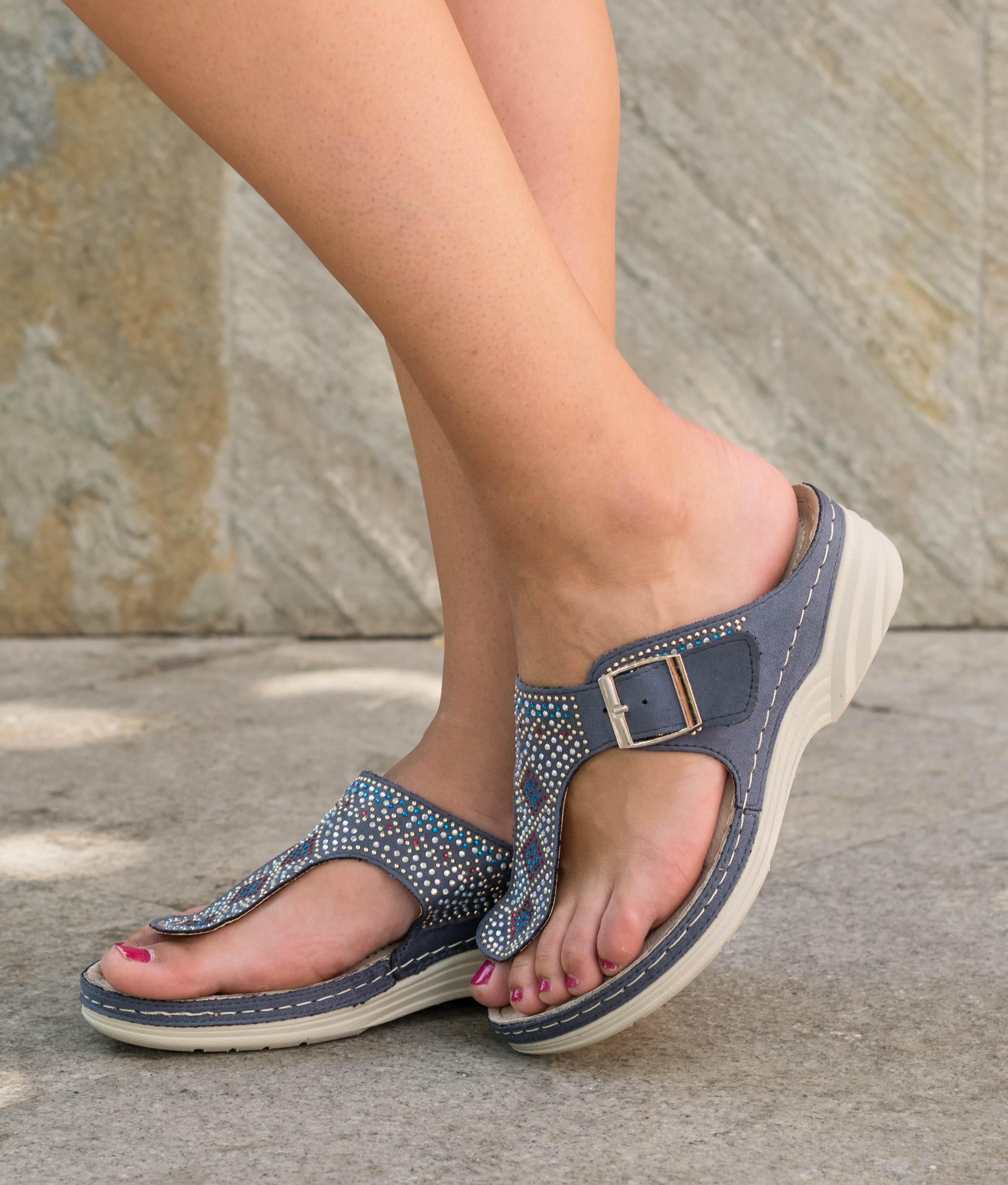 Sandale Wako - Noir