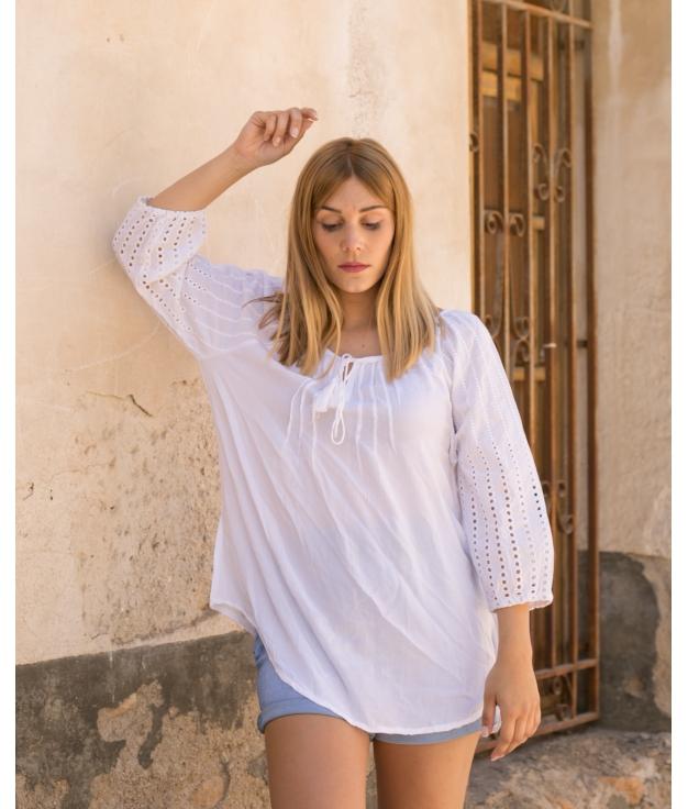 Shirt Sensi - White