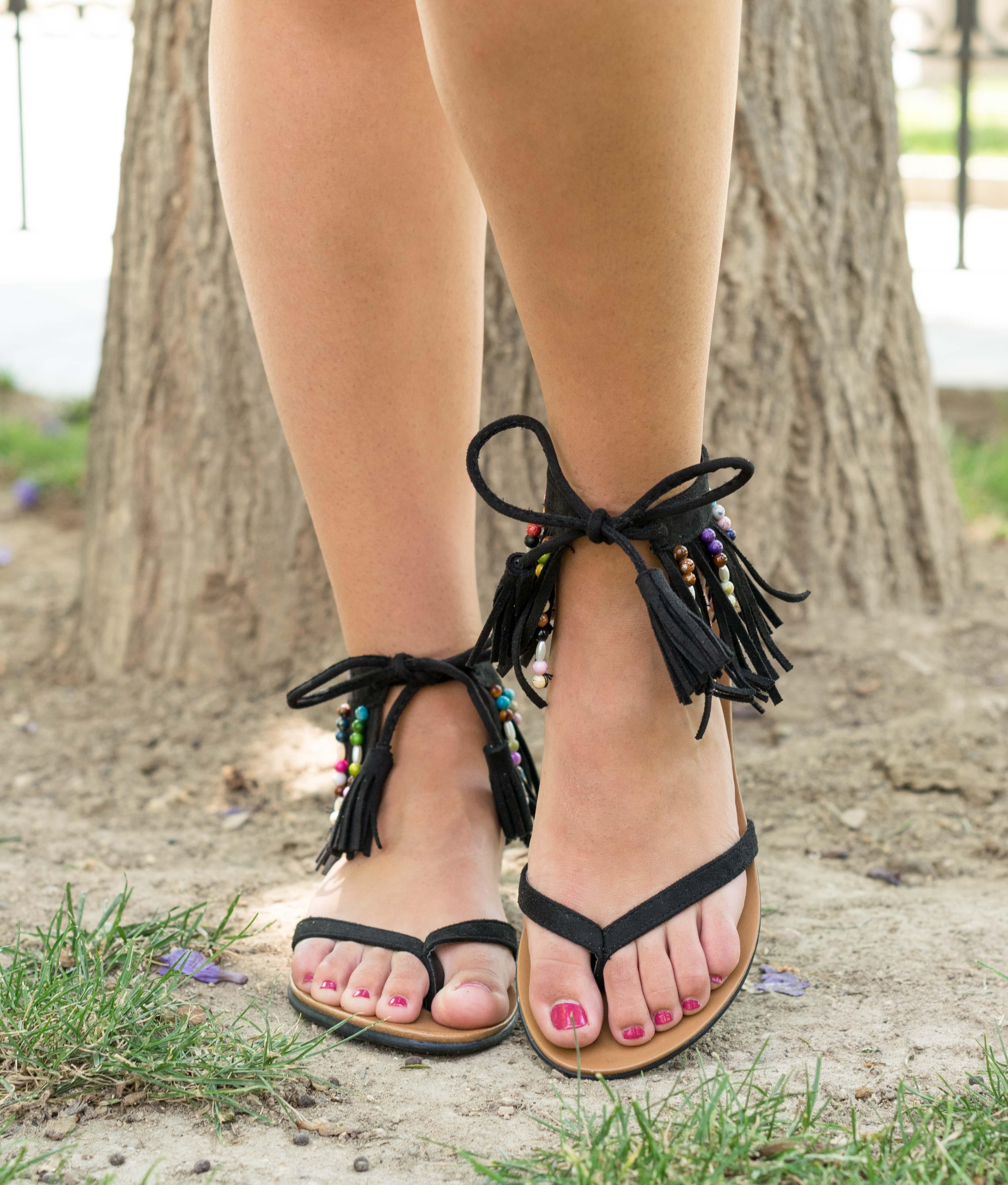 Sandal Waiki - Camel