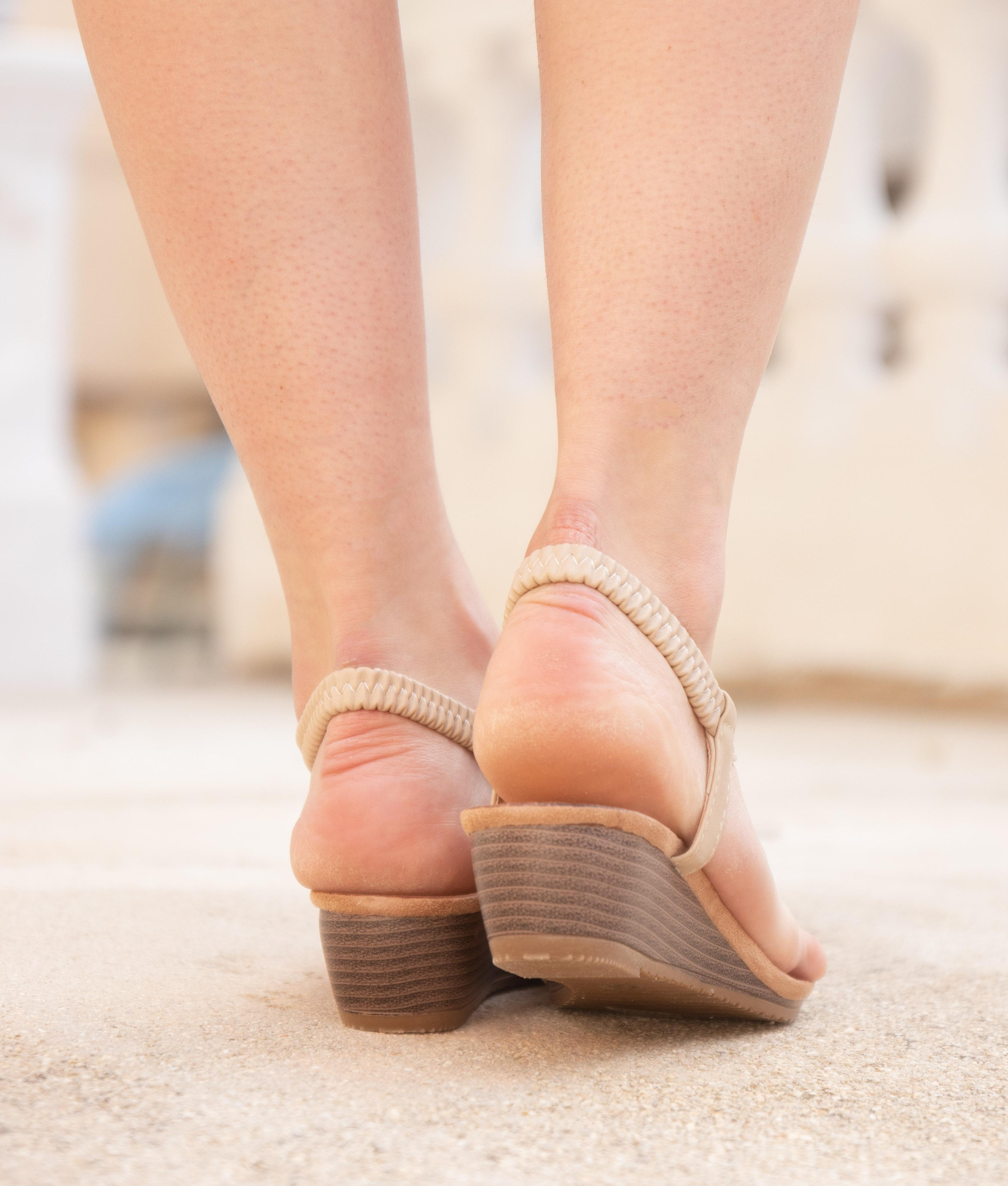 Sandale Dopa - Blanc