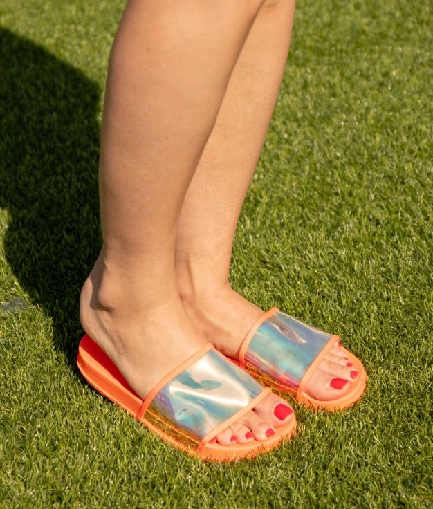 Sandal Dine - Orange