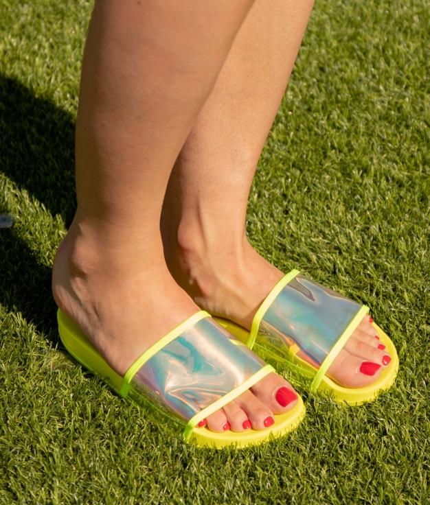 Sandal Dine - Yellow