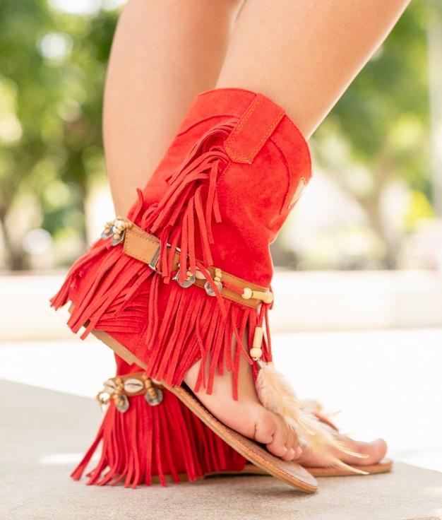 Sandalo Mahoya - Arancione