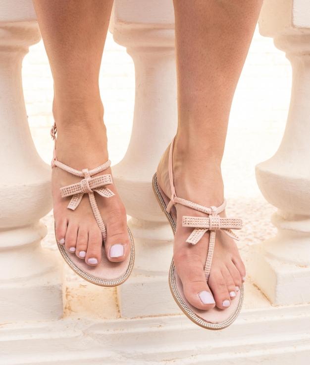 Sandalia Sival - Pink