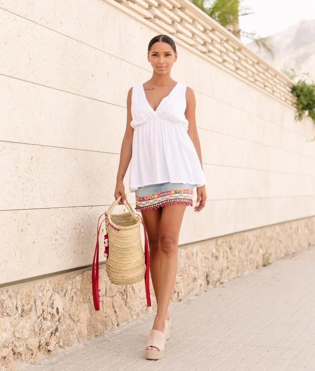 Blusa Gilco - Branco