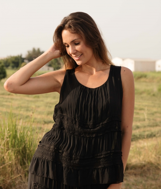 Shirt Epin - Black