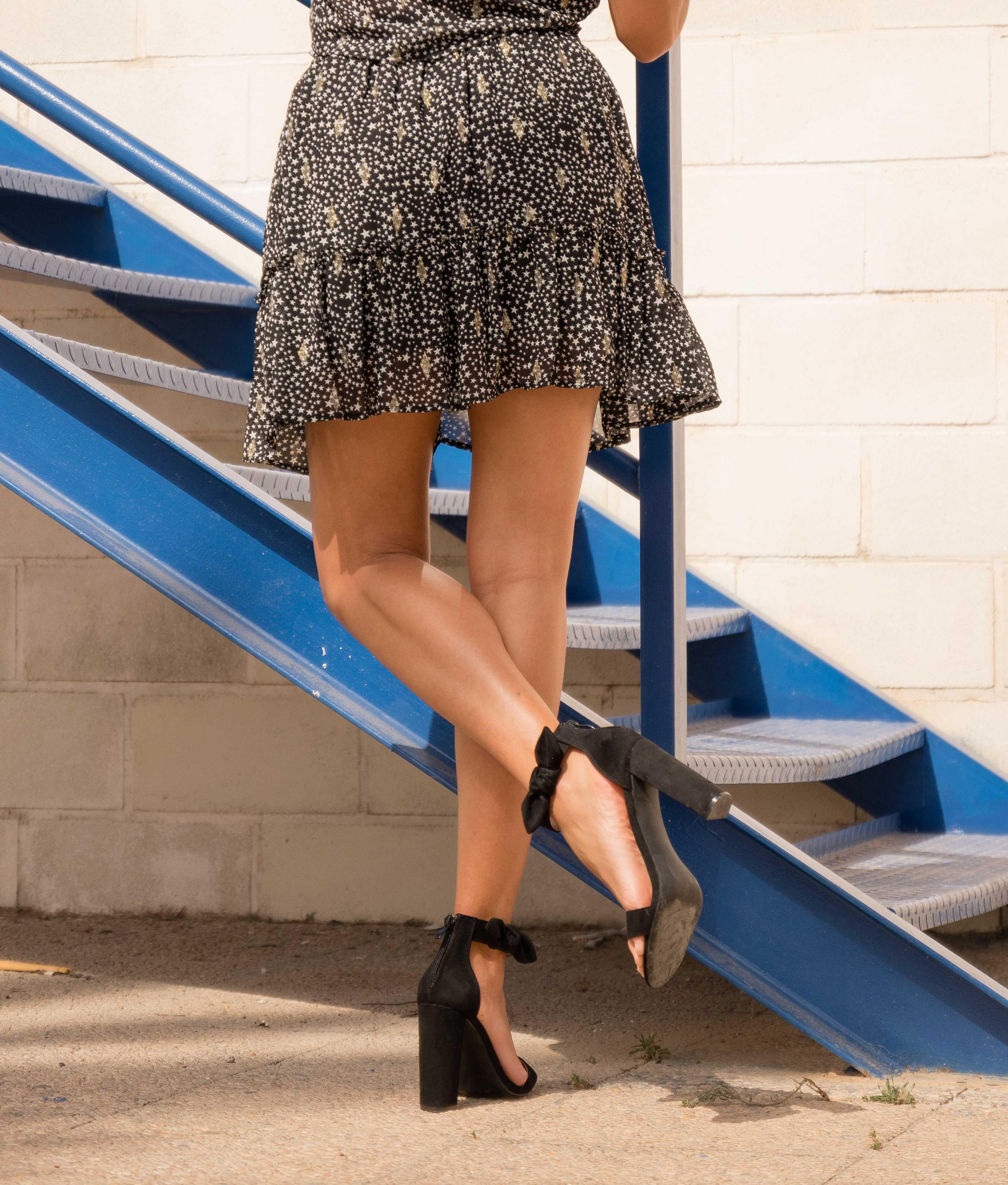 Skirt Maxipa - Black