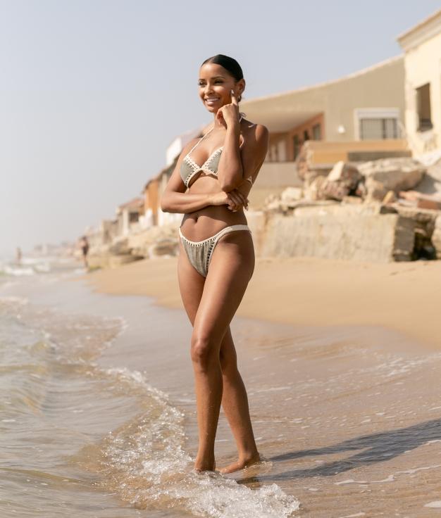 Bikini Inve - Kaki