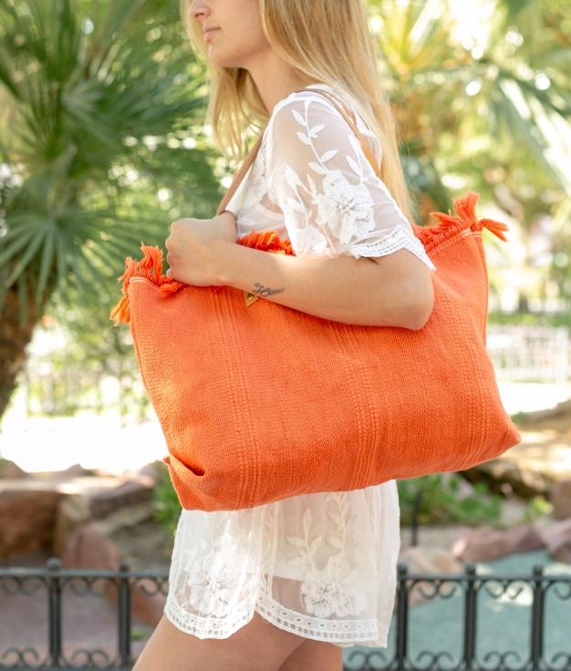 Bag Devert - Orenge