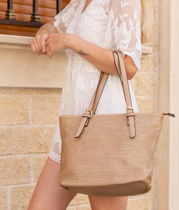 Bag Ekero - Camel