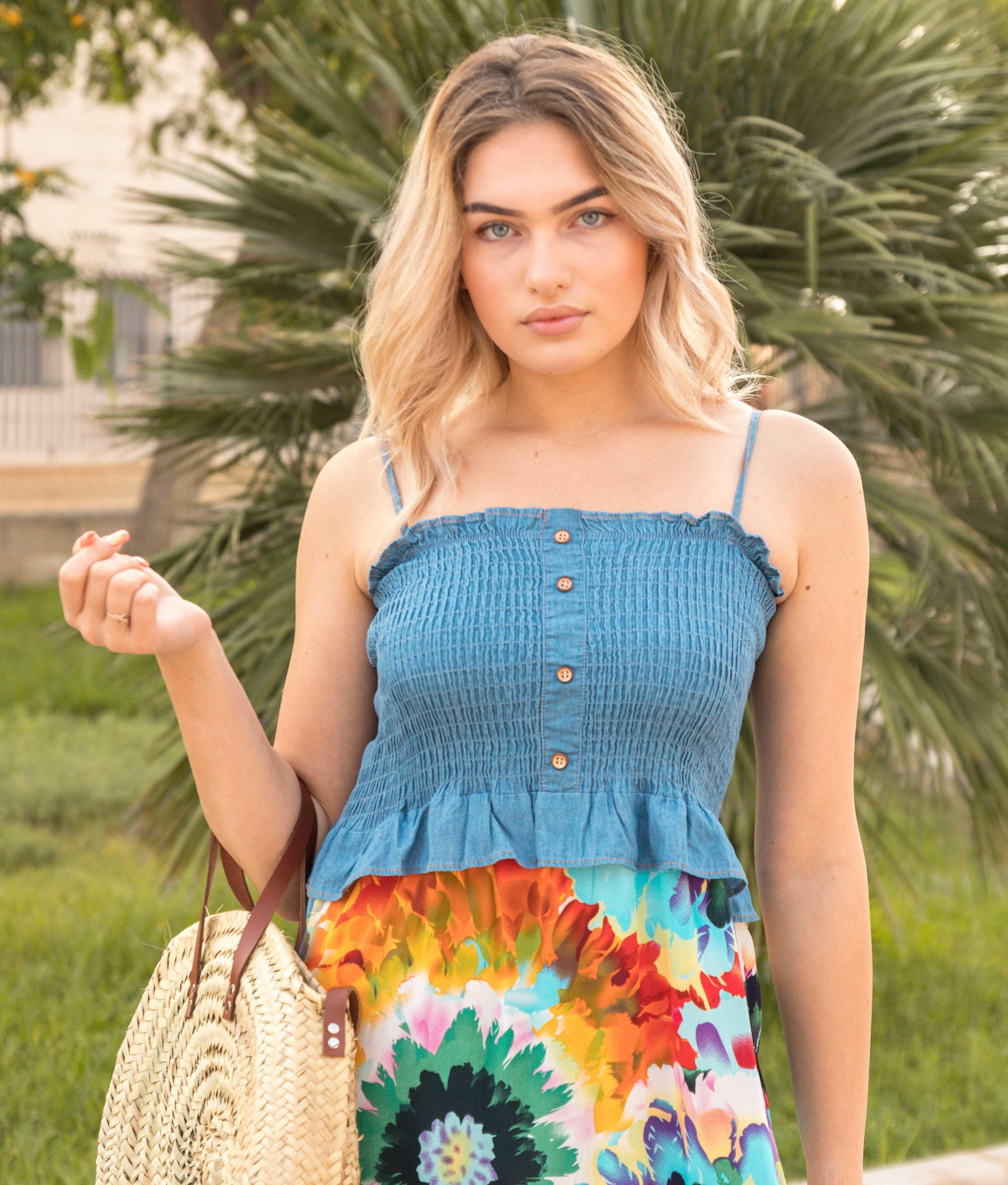 S'habiller Mansar - Multicolore