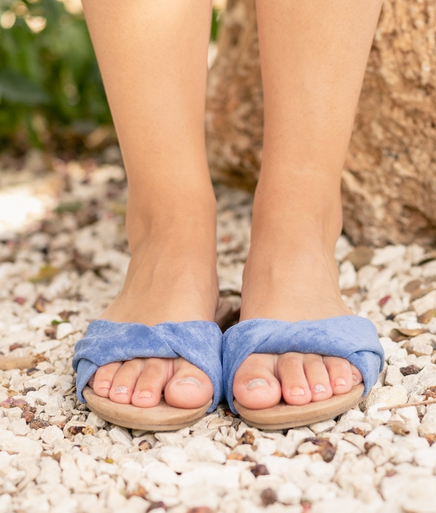 Sandal Juna - Blue