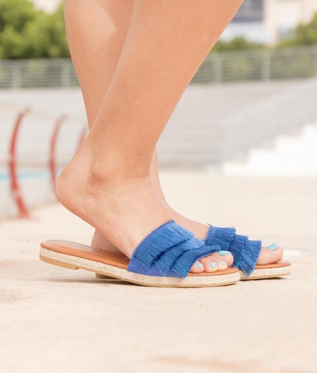 Sandal Indivar - Blue