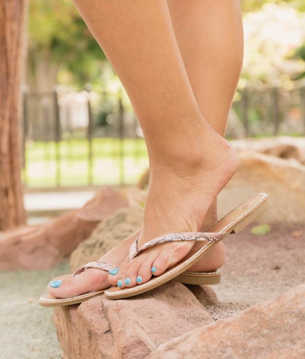 Sandal Neus - Pink