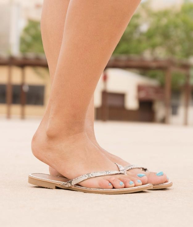 Sandal Neus - Beige