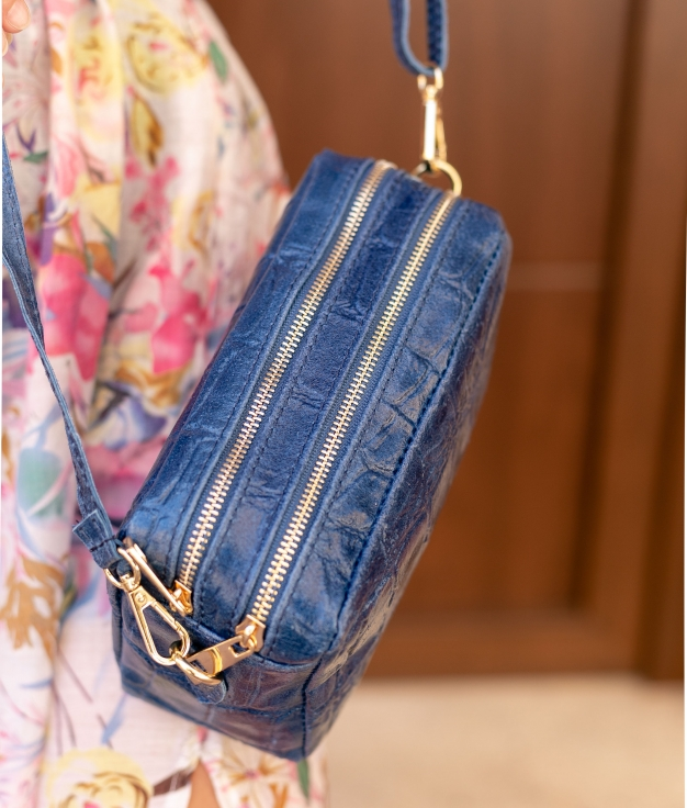 Bag Nayarit - Navy Blue