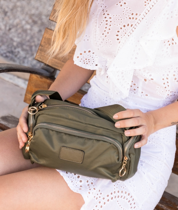 Bag Flavia - Dark Green