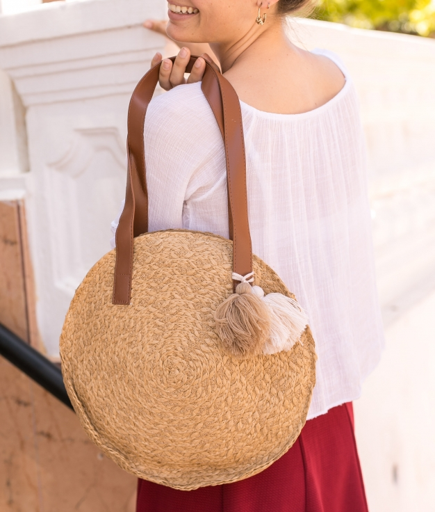 Sac Brusen - Beige