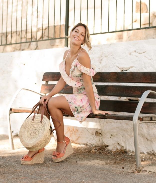 Dress Beroa - Pink