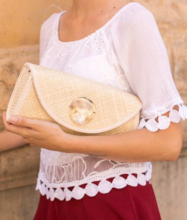 Shoulder Strap Conchita - Beige