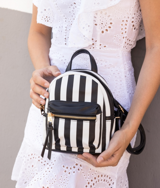 Backpack Poper - Black