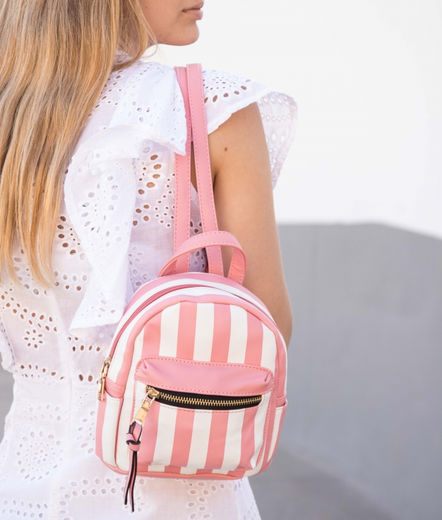 Backpack Poper - Pink