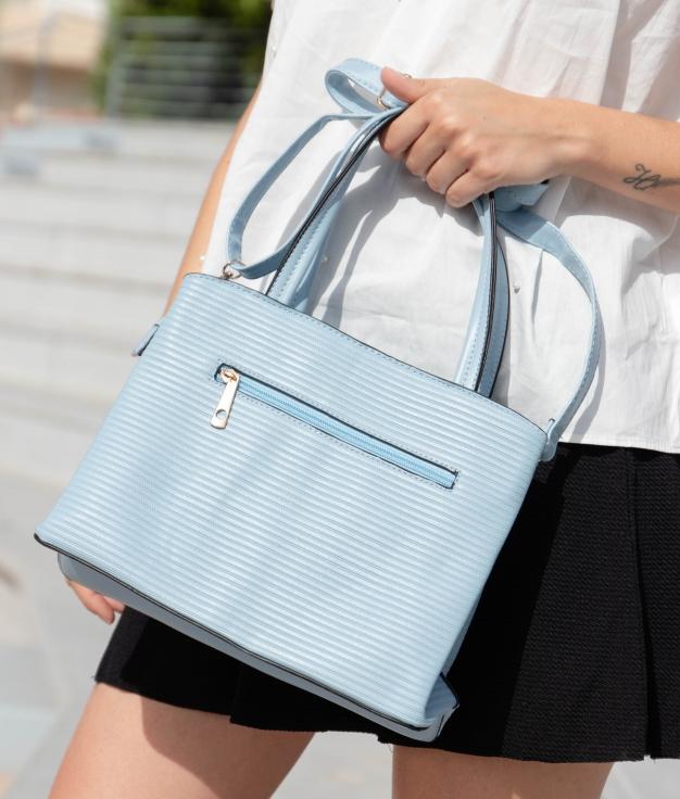 Bag Samba - Light Blue