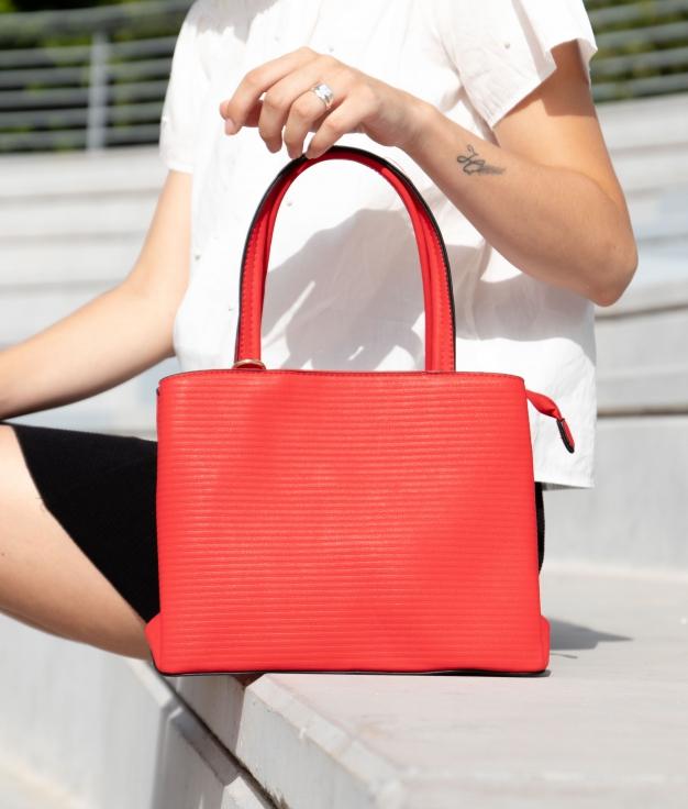 Bag Samba - Red