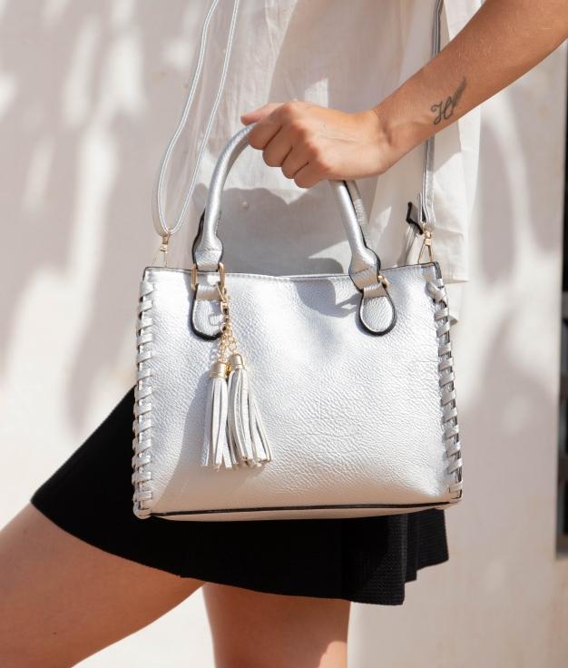 Bag Anile - Silver