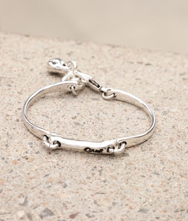 Bracelet Palo de Agua - Argent