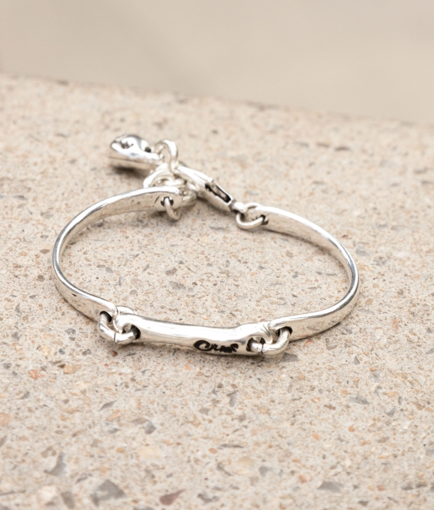 Bracelet Palo de Agua - Plata