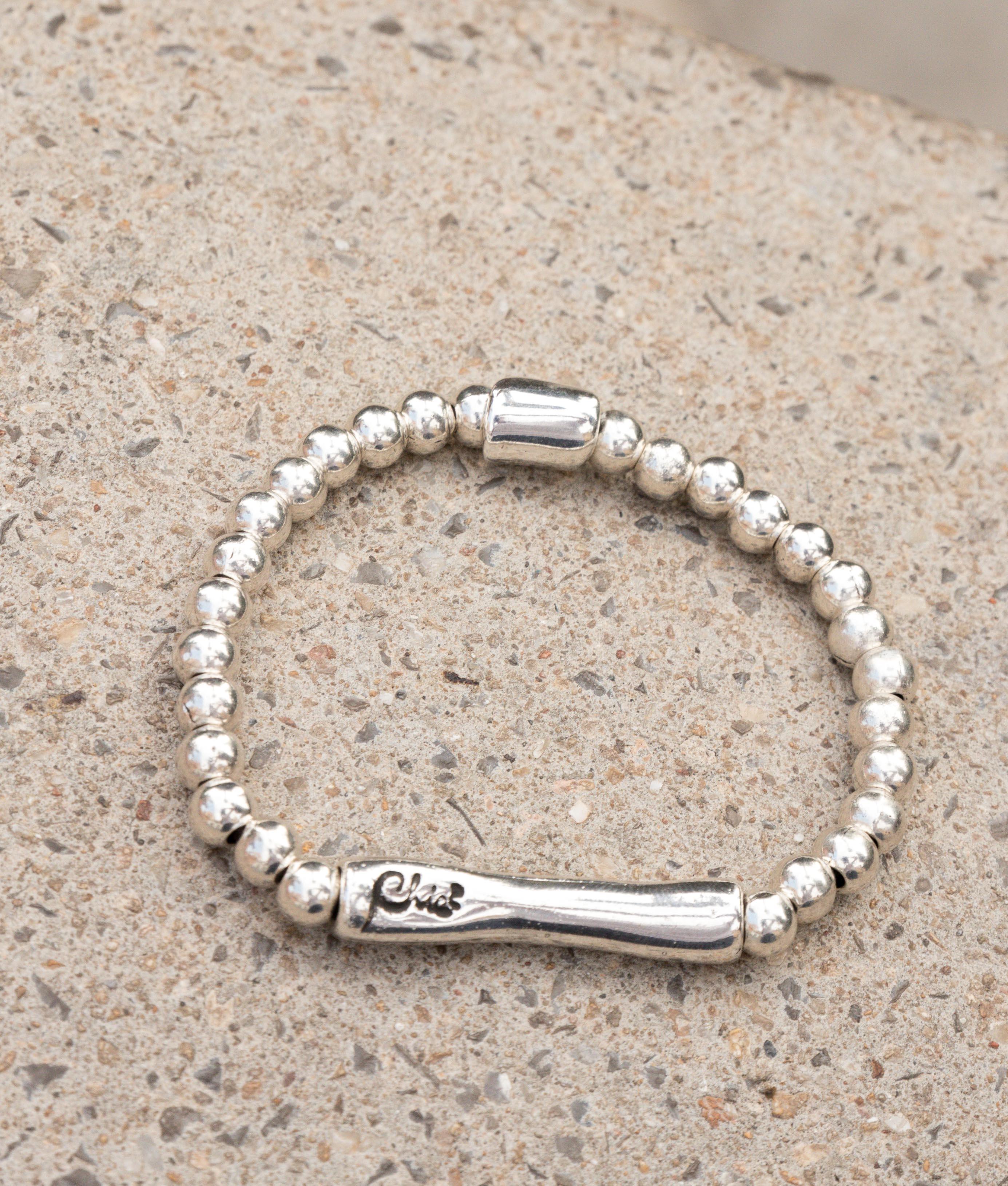 Bracelet A Tu-Bo-La - Plata