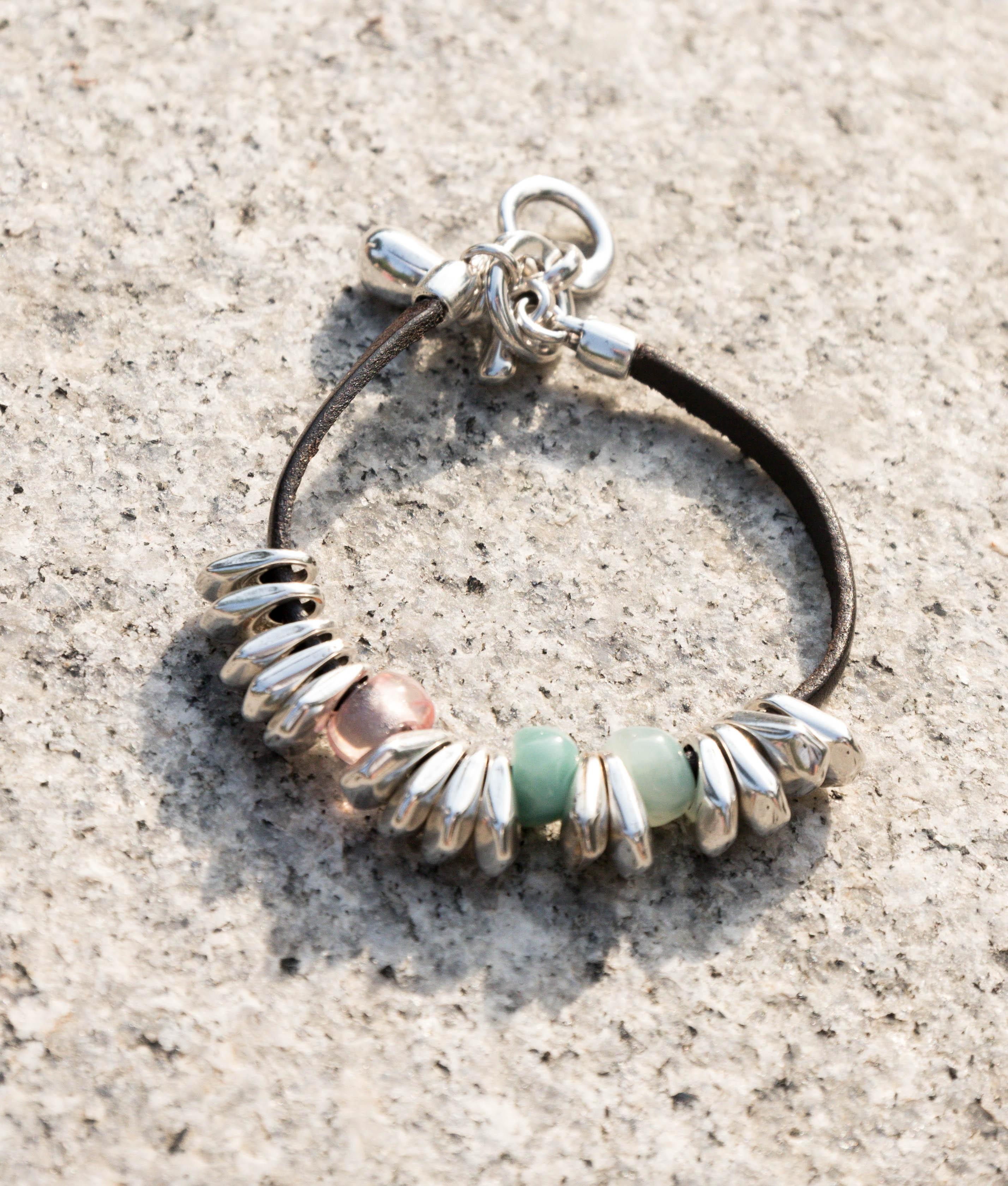 Bracelet Chiribitas - Aquamarine