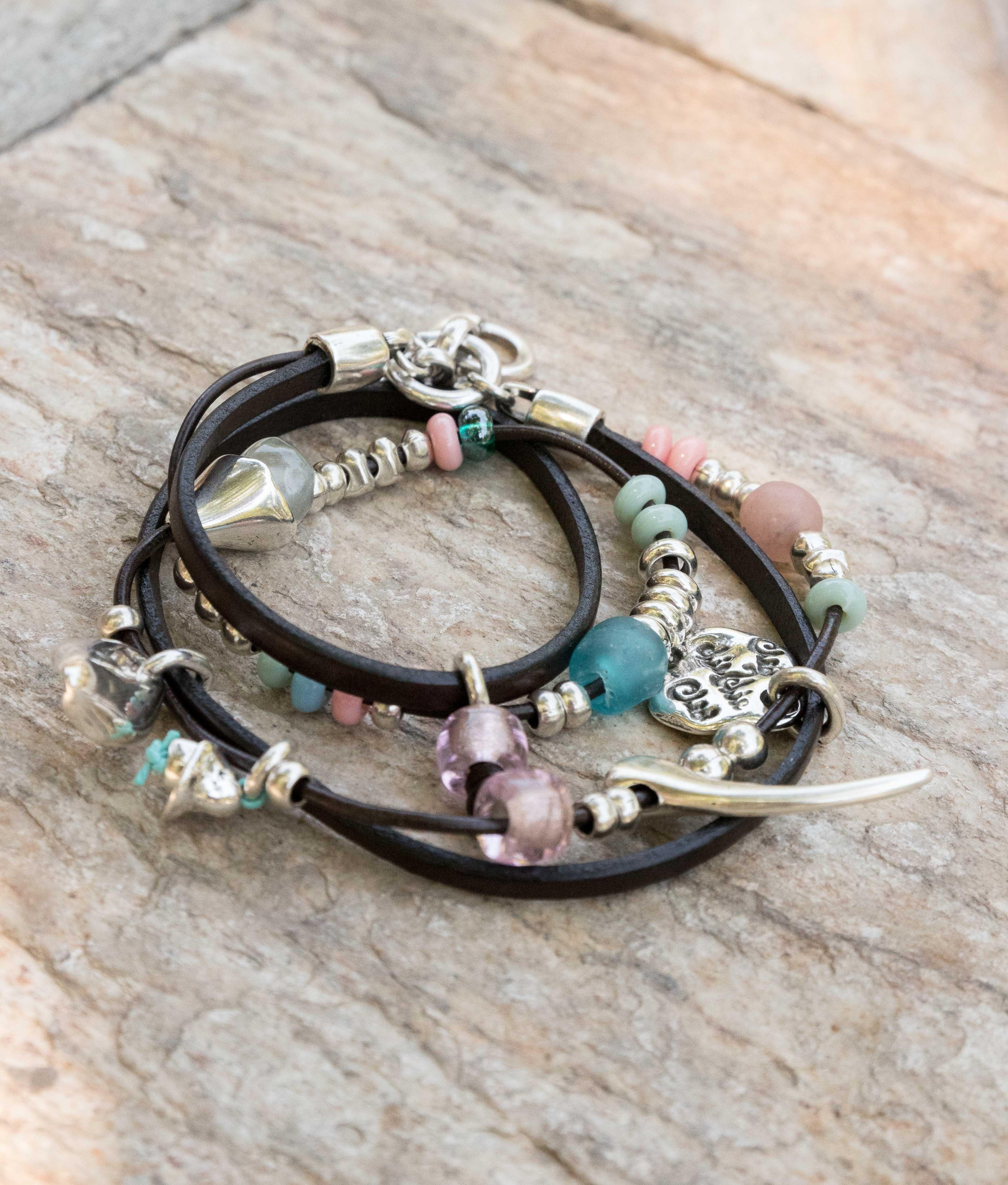 Bracelet Enredada - Multicolor