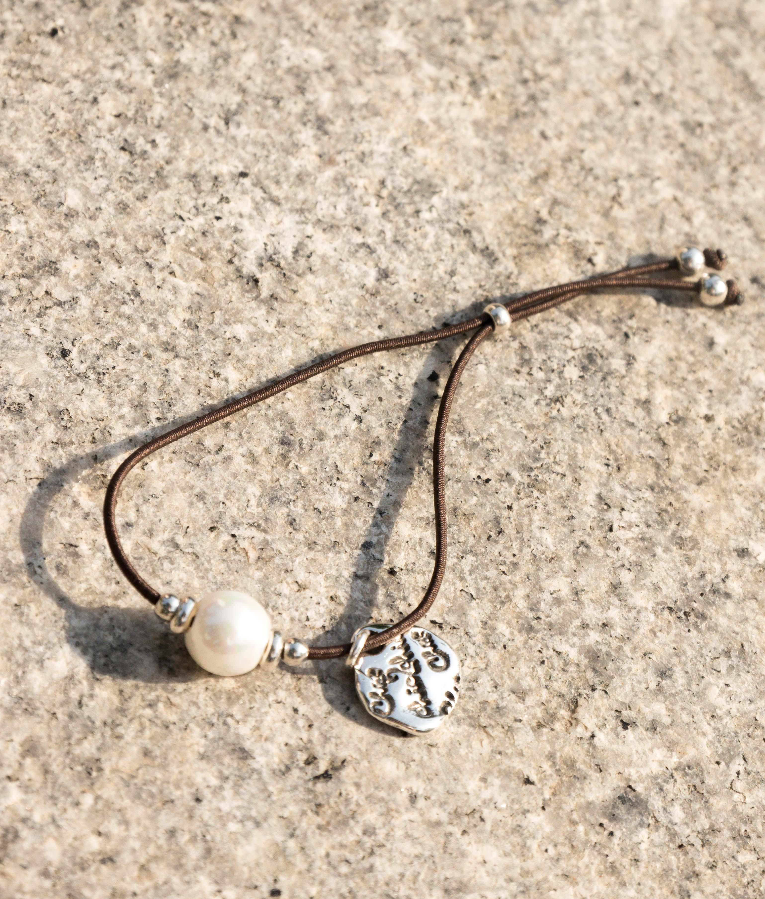 Bracelet Azahar - Blanc