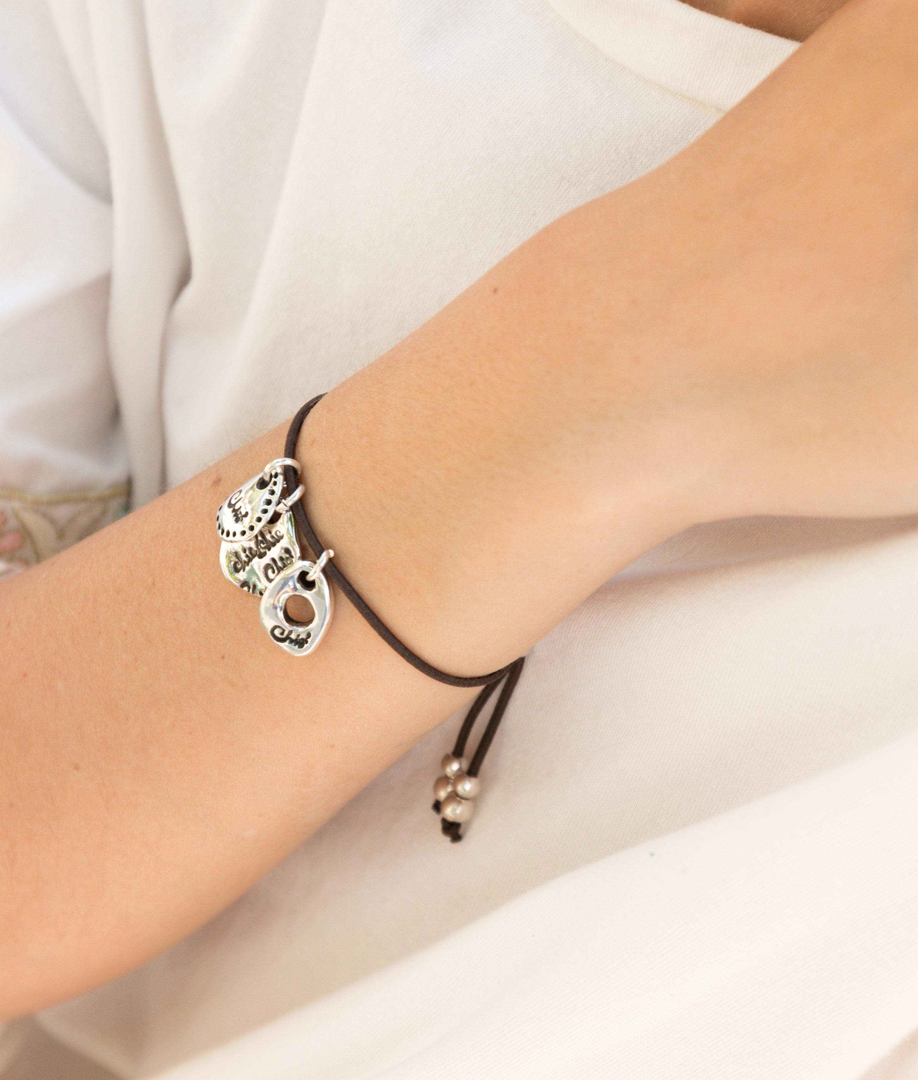 Bracelet Nomeolvides - Silver