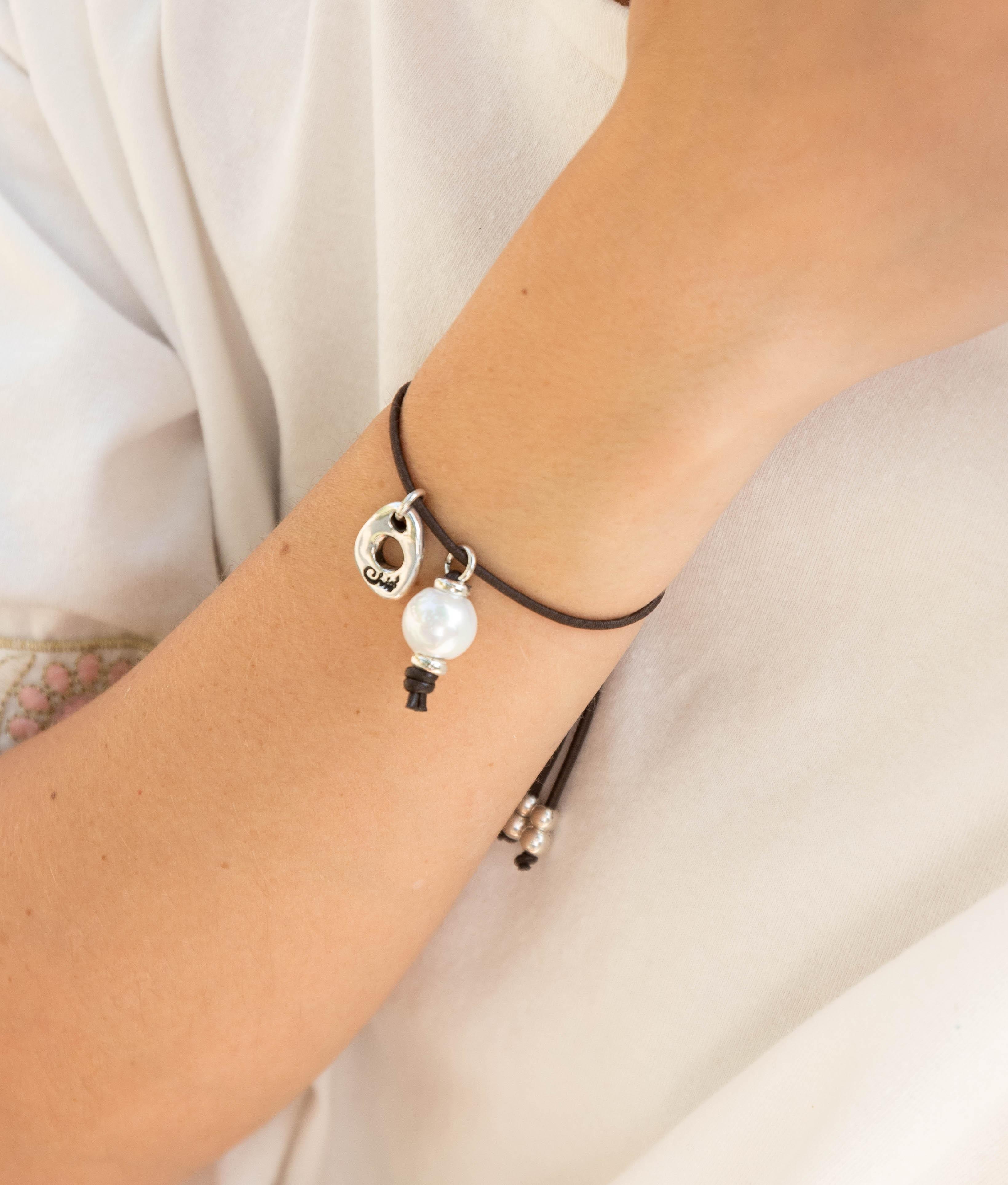 Bracelet Jazmin - White