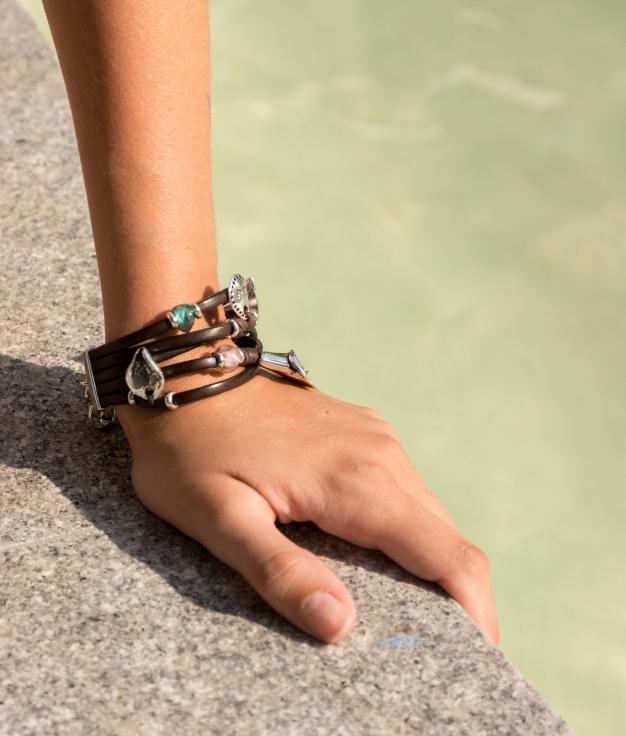 Bracelet Flor de Piel - Multicolore