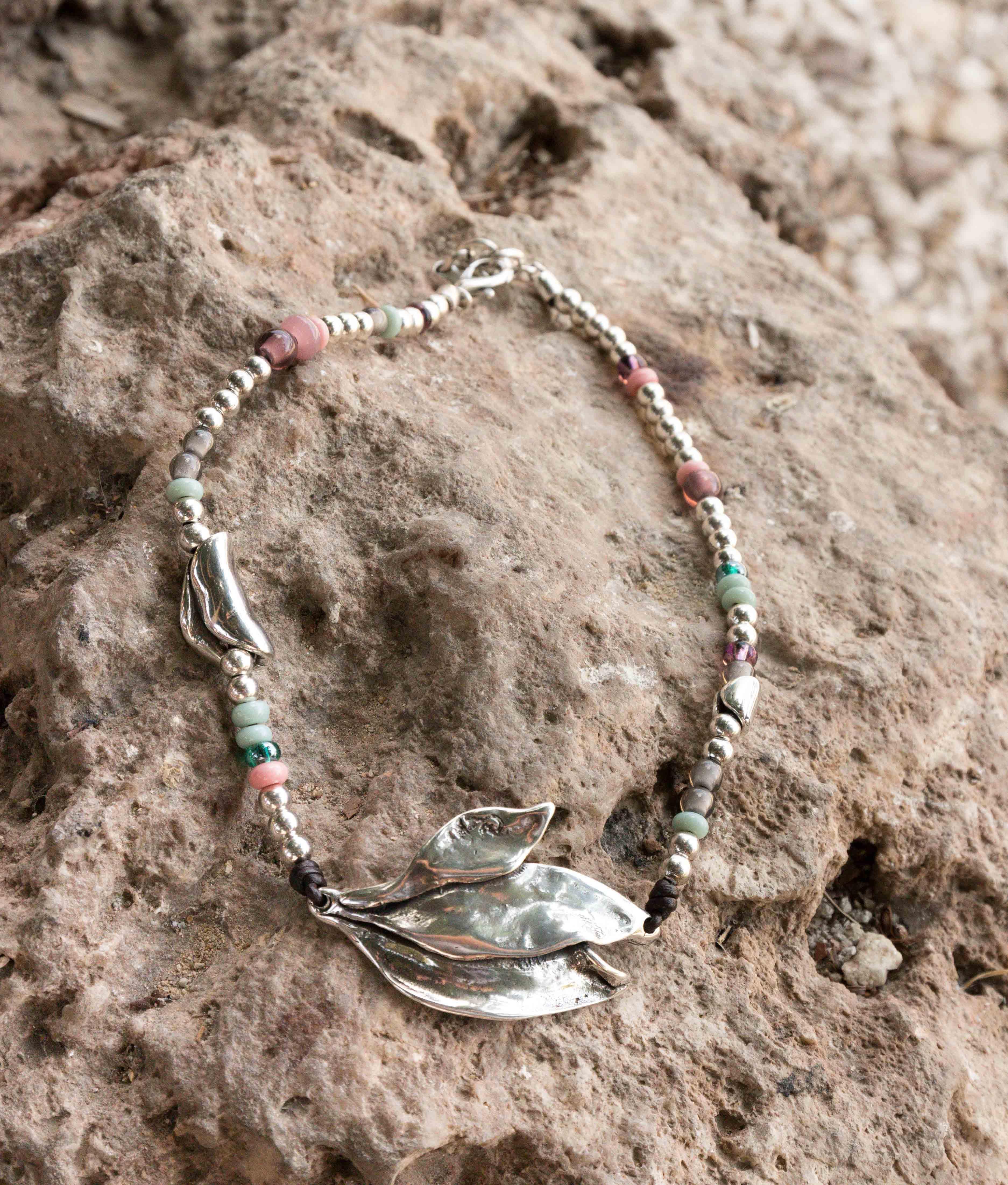 Necklace Orquídea - Multicolor
