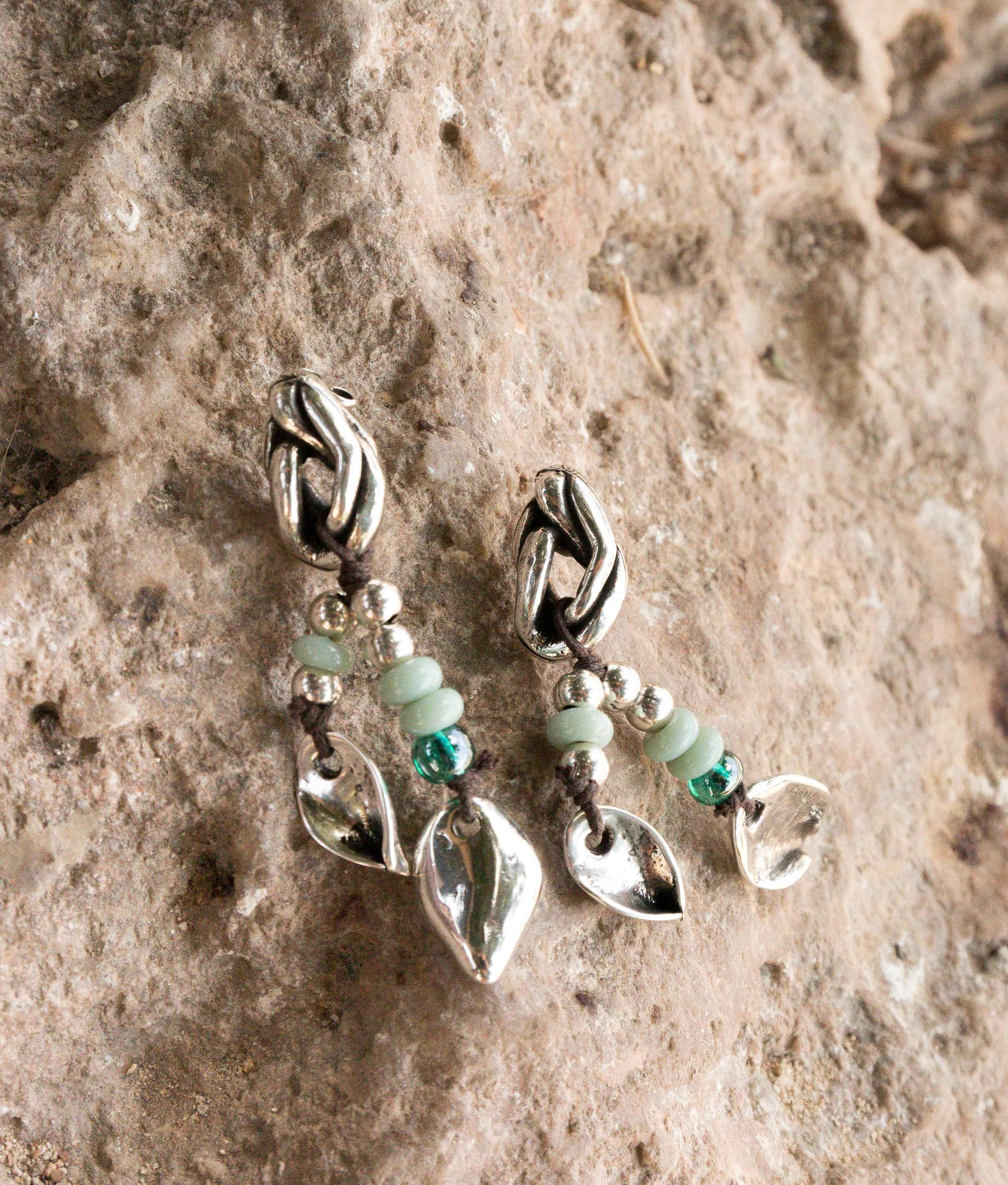Earrings Orquídea - Multicolor